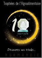 Affiche Trophées de l'agroalimentaire 2016
